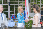 4July - Independence Day Party - Residenz der US-Botschaft - Mi 29.06.2016 - 7