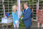 4July - Independence Day Party - Residenz der US-Botschaft - Mi 29.06.2016 - Alexa WESNER, Wolfgang SOBOTKA8