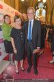 Volkshilfe Gala Nacht gegen Armut - Rathaus - Mi 29.06.2016 - Alexander VAN DER BELLEN mit Ehefrau Doris SCHMIDAUER11
