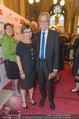 Volkshilfe Gala Nacht gegen Armut - Rathaus - Mi 29.06.2016 - Alexander VAN DER BELLEN mit Ehefrau Doris SCHMIDAUER12