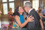 Volkshilfe Gala Nacht gegen Armut - Rathaus - Mi 29.06.2016 - Alexander VAN DER BELLEN, Eva GLAWISCHNIG13
