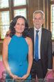 Volkshilfe Gala Nacht gegen Armut - Rathaus - Mi 29.06.2016 - Alexander VAN DER BELLEN, Eva GLAWISCHNIG15