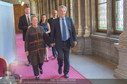 Volkshilfe Gala Nacht gegen Armut - Rathaus - Mi 29.06.2016 - Heinz und Margit FISCHER23