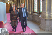 Volkshilfe Gala Nacht gegen Armut - Rathaus - Mi 29.06.2016 - Heinz und Margit FISCHER24