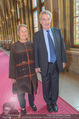 Volkshilfe Gala Nacht gegen Armut - Rathaus - Mi 29.06.2016 - Heinz und Margit FISCHER27