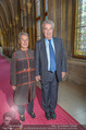Volkshilfe Gala Nacht gegen Armut - Rathaus - Mi 29.06.2016 - Heinz und Margit FISCHER29