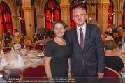Volkshilfe Gala Nacht gegen Armut - Rathaus - Mi 29.06.2016 - Sonja WEHSELY, Alois ST�GER42