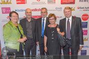 Volkshilfe Gala Nacht gegen Armut - Rathaus - Mi 29.06.2016 - E FENNINGER, D HOSCHER, B GROSS, Alexander VAN DER BELLEN9