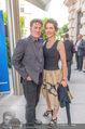 Raiffeisen Sommerfest - Albertina Vorplatz - Do 30.06.2016 - Tobias MORETTI mit Ehefrau Julia16