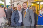 Raiffeisen Sommerfest - Albertina Vorplatz - Do 30.06.2016 - Wolfgang ROSAM, Christoph LEITL32