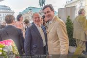 Raiffeisen Sommerfest - Albertina Vorplatz - Do 30.06.2016 - Wolfgang ROSAM, Peter HANKE36