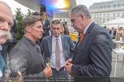 Raiffeisen Sommerfest - Albertina Vorplatz - Do 30.06.2016 - Heinrich SCHALLER, Tobias MORETTI, Hansj�rg SCHELLING37