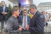 Raiffeisen Sommerfest - Albertina Vorplatz - Do 30.06.2016 - Heinrich SCHALLER, Tobias MORETTI, Hansj�rg SCHELLING38