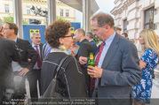 Raiffeisen Sommerfest - Albertina Vorplatz - Do 30.06.2016 - Markus LIEBL, Christine MAREK49