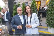 Raiffeisen Sommerfest - Albertina Vorplatz - Do 30.06.2016 - Sophie KARMASIN, Wolfgang ROSAM54