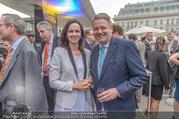 Raiffeisen Sommerfest - Albertina Vorplatz - Do 30.06.2016 - Sophie KARMASIN, Andr� RUPPRECHTER56