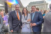 Raiffeisen Sommerfest - Albertina Vorplatz - Do 30.06.2016 - Sophie KARMASIN, Hansj�rg SCHELLING, Andr� RUPPRECHTER57