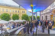Raiffeisen Sommerfest - Albertina Vorplatz - Do 30.06.2016 - Publikum, Festg�ste, �bersicht, Party, Cocktailempfang65