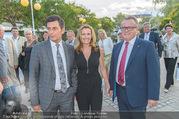Premiere Seefestspiele - Mörbisch - Do 07.07.2016 - Hans NIESSL, Christian ILLEDITS, Tanja GARBER32