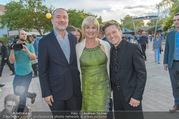 Premiere Seefestspiele - Mörbisch - Do 07.07.2016 - Dagmar SCHELLENBERGER, Thomas DROZDA, Andreas GERGEN42