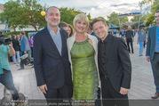 Premiere Seefestspiele - Mörbisch - Do 07.07.2016 - Dagmar SCHELLENBERGER, Thomas DROZDA, Andreas GERGEN43