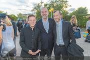 Premiere Seefestspiele - Mörbisch - Do 07.07.2016 - Christian STRUPPECK, Thomas DROZDA, Andreas GERGEN44