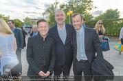 Premiere Seefestspiele - Mörbisch - Do 07.07.2016 - Christian STRUPPECK, Thomas DROZDA, Andreas GERGEN45