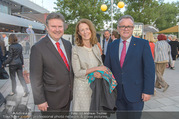 Premiere Seefestspiele - Mörbisch - Do 07.07.2016 - Michael LUDWIG mit Ehefrau Irmtraud, Hans NIESSL48