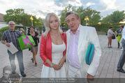 Premiere Seefestspiele - Mörbisch - Do 07.07.2016 - Cathy und Richard LUGNER56