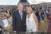 Premiere Seefestspiele - Mörbisch - Do 07.07.2016 - Franz und Christine VRANTIZKY70