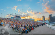 Premiere Seefestspiele - Mörbisch - Do 07.07.2016 - Publikum, Zuschauer, Trib�ne, G�ste77