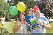 Superfit Kinderevent - Park bei der Kinderuni - Di 12.07.2016 - Familie Alex LIST mit Tanja und Sohn Felix44