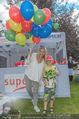 Superfit Kinderevent - Park bei der Kinderuni - Di 12.07.2016 - Sylvia GRAF mit Sohn Moritz8