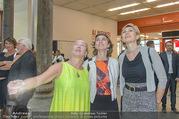 Ai Weiwei Opening - 21er Haus - Di 12.07.2016 - 104