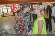 Ai Weiwei Opening - 21er Haus - Di 12.07.2016 - Hubertus HOHENLOHE, Agnes HUSSLEIN106