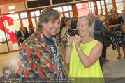 Ai Weiwei Opening - 21er Haus - Di 12.07.2016 - Hubertus HOHENLOHE, Agnes HUSSLEIN111