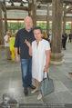 Ai Weiwei Opening - 21er Haus - Di 12.07.2016 - Roberto LHOTKA, Christine K�NIG112