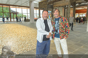 Ai Weiwei Opening - 21er Haus - Di 12.07.2016 - Hubertus HOHENLOHE, AI Weiwei114