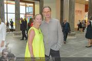 Ai Weiwei Opening - 21er Haus - Di 12.07.2016 - Agnes HUSSLEIN, Alfred WEIDINGER116