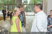 Ai Weiwei Opening - 21er Haus - Di 12.07.2016 - Agnes HUSSLEIN, Hubertus HOHENLOHE, AI Weiwei118