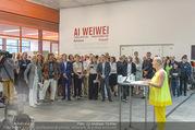 Ai Weiwei Opening - 21er Haus - Di 12.07.2016 - 123