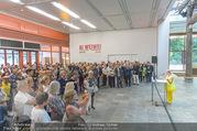Ai Weiwei Opening - 21er Haus - Di 12.07.2016 - 124