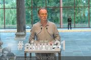 Ai Weiwei Opening - 21er Haus - Di 12.07.2016 - Alfred WEIDINGER130