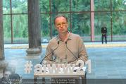 Ai Weiwei Opening - 21er Haus - Di 12.07.2016 - Alfred WEIDINGER131