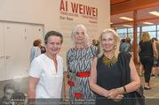 Ai Weiwei Opening - 21er Haus - Di 12.07.2016 - 142