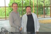 Ai Weiwei Opening - 21er Haus - Di 12.07.2016 - AI Weiwei, Alfred WEIDINGER15