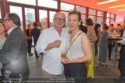 Ai Weiwei Opening - 21er Haus - Di 12.07.2016 - Ernst HILGER, Clarissa STADLER158