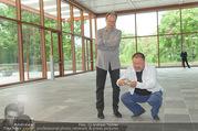 Ai Weiwei Opening - 21er Haus - Di 12.07.2016 - AI Weiwei, Alfred WEIDINGER19