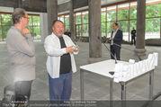 Ai Weiwei Opening - 21er Haus - Di 12.07.2016 - AI Weiwei, Alfred WEIDINGER22