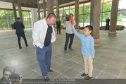 Ai Weiwei Opening - 21er Haus - Di 12.07.2016 - AI Weiwei mit Sohn AI Lao32